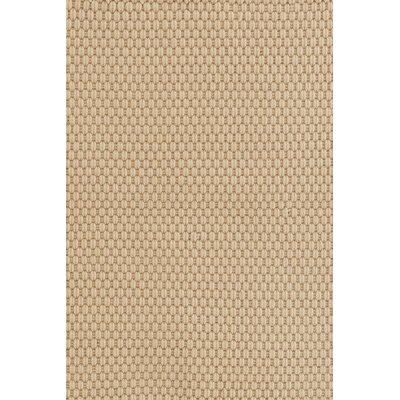 Rope Hand-Woven Beige Indoor/Outdoor Area Rug