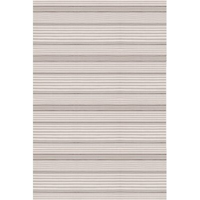 Hand-Woven Indoor/Outdoor Area Rug Rug Size: Rectangle 4 x 6