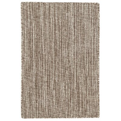 Bella Hand Woven Wool Oak Areal Rug Rug Size: 3 x 5