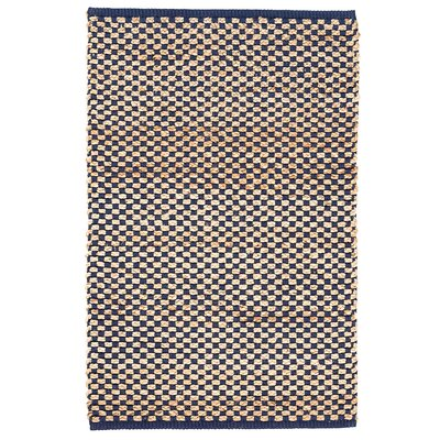 Boomer Hand Woven Brown Area Rug Rug Size: 10 x 14