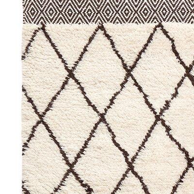 Kenzi Wool Woven Area Rug Sample