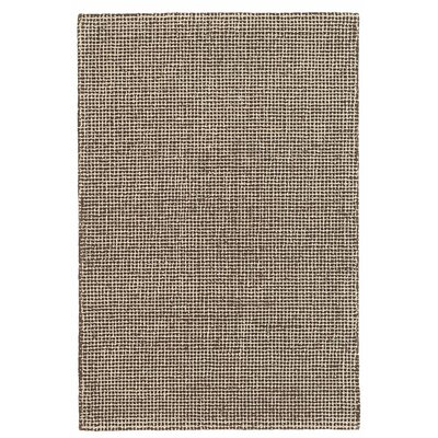 Matrix Hand-Tufted Wool Sable Area Rug Rug Size: 6 x 9