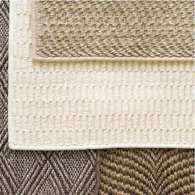 Sisal Sand Area Rug Rug Size: 5 x 8