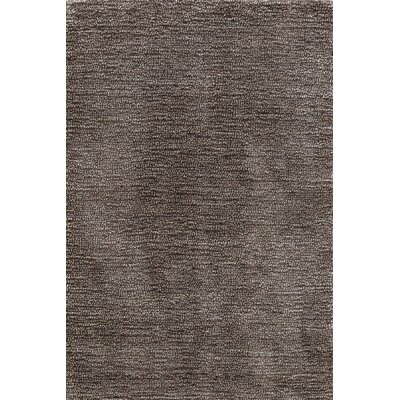 Tufted Grey Area Rug Rug Size: 5 x 8