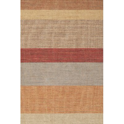 Hand Woven Beige Area Rug Rug Size: Rectangle 3 x 5