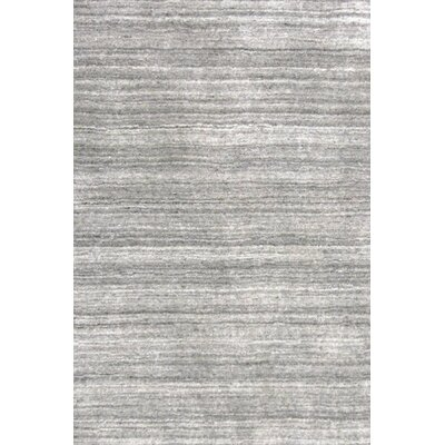 Icelandia Knotted Gray Area Rug Rug Size: Rectangle 5 x 8
