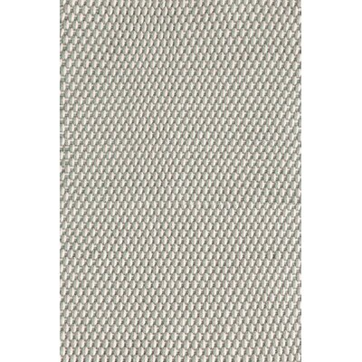 Two-Tone Rope Hand-Woven Light Blue Indoor/Outdoor Area Rug Rug Size: 12 x 16