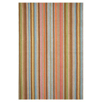 Hand Woven Cotton Area Rug Rug Size: 2 x 3