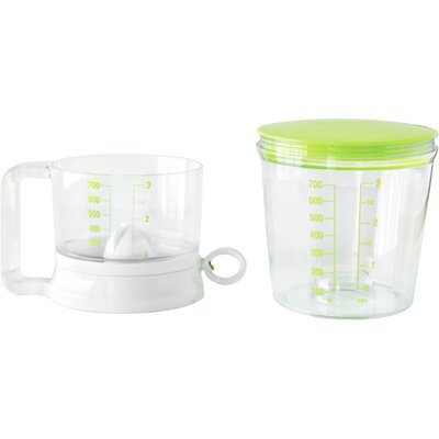 Sifter 3-Cup Plastic Measuring Cup 73856