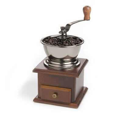 Classic Coffee Grinder with Crank Handle