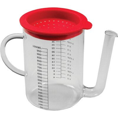 Gravy Fat Separator 1-Cup Glass Measuring Cup 5597