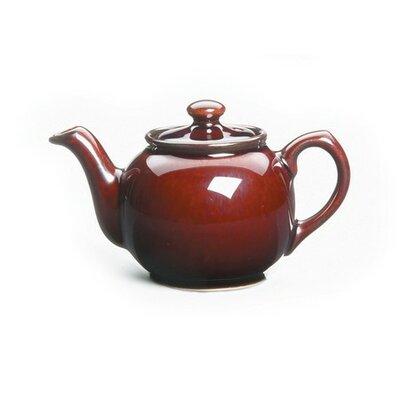 Fox Run Craftsmen Peter Sadler Teapot in Brown