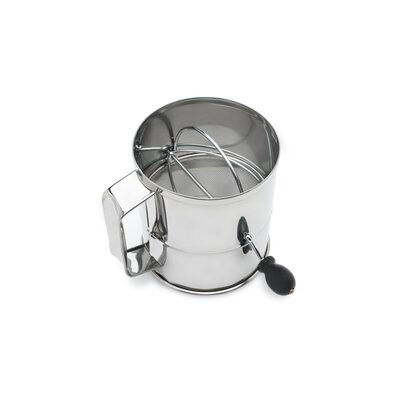 Eight Cup Flour Sifter 4655