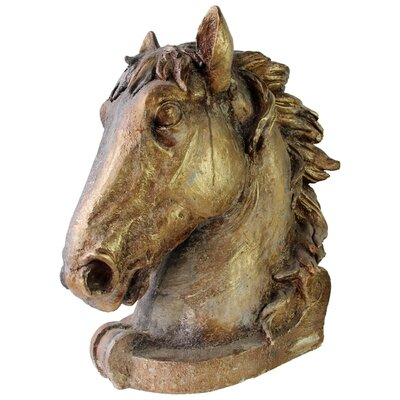 Stallion Bust
