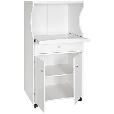 Microwave Cart