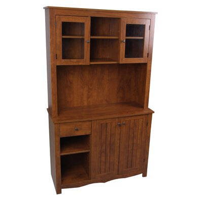 Oak Hills China Cabinet in Oak