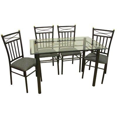 Rent Palermo 5 Piece Dining Set...