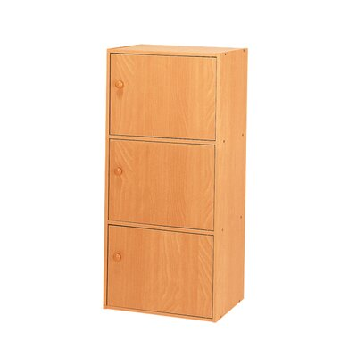 Hazelwood Home Three Door Utility Cabinet - Finish: Beech at Sears.com