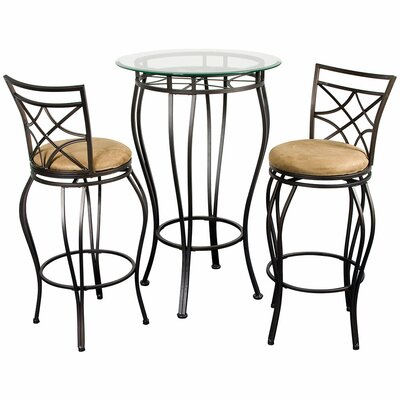 Rent Three Piece Pub Table Set in Galaxy...