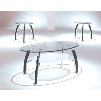Piece Coffee Table Set By Hazelwood Home