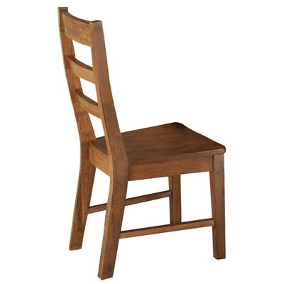 Scottsdale Ladderback Solid Wood Dining Chair (Set of 2)