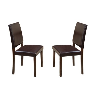 Lofts Upholstered DIning Chair (Set of 2)