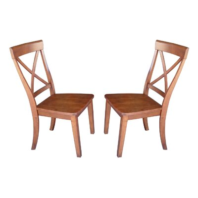 Lifestyle X-Back Side Chair (Set of 2)