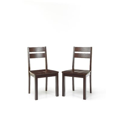 Lifestyle Ladder Back Side Chair (Set of 2)