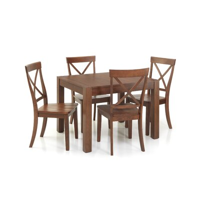Lifestyle 5 Piece Dining Set