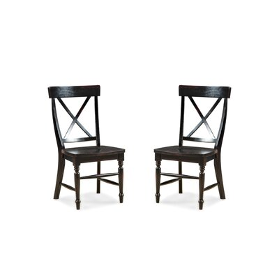 Roanoke X-Back Side Chair (Set of 2)