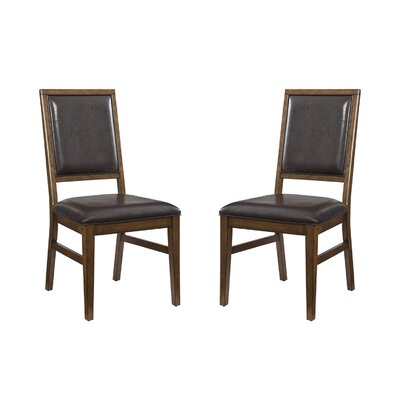 Santa Clara Upholstered Side Chair (Set of 2)