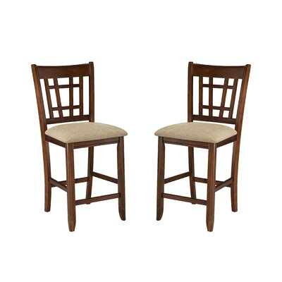 Mission Casual 24 Bar Stool (Set of 2)
