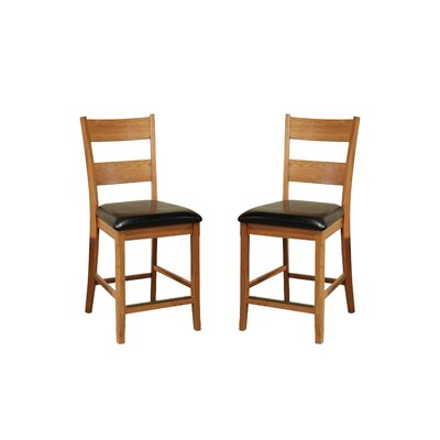 Family Dining 24 Bar Stool (Set of 2)