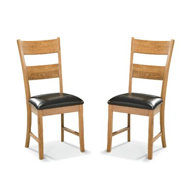 Family Dining Ladderback Side Chair (Set of 2)
