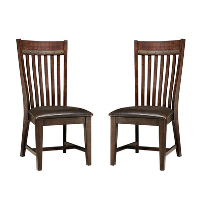 Hayden Slat Back Side Chair (Set of 2)