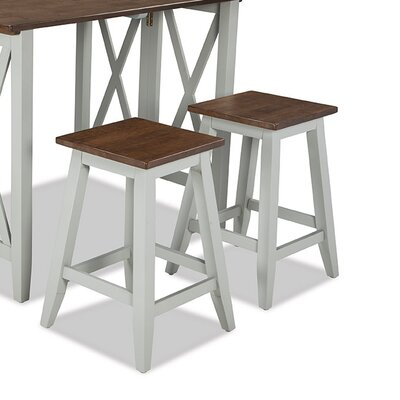 Small Space Living Bar Stool (Set of 2)