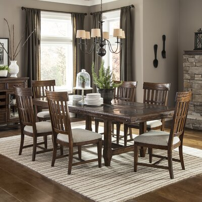 Wolf Creek Extendable Dining Table