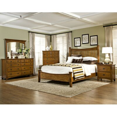 Pasilla Customizable Bedroom Set