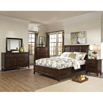 Justine Platfrom Customizable Bedroom Set