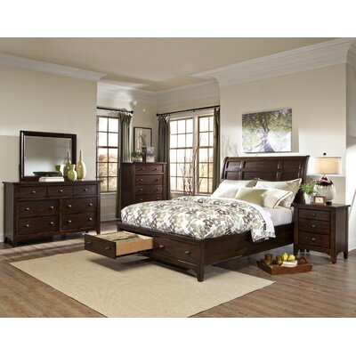 Justine Panel Configurable Bedroom Set