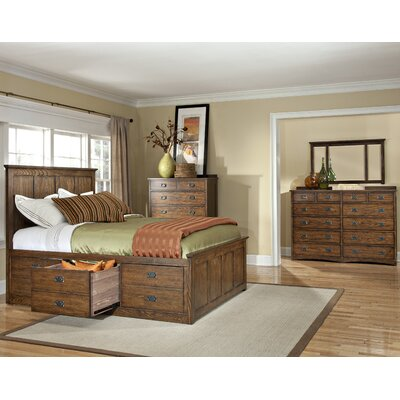 Oakhurst Panel Customizable Bedroom Set