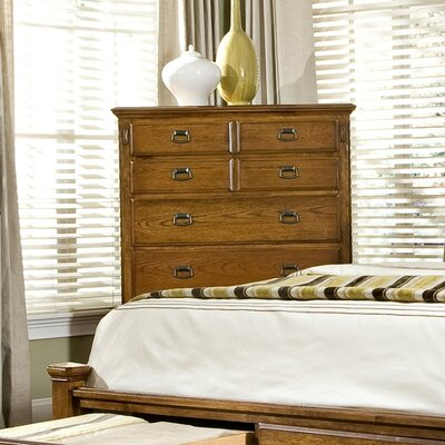 Pasilla 6 Drawer Chest