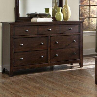 Jackson 7 Drawer Standard Dresser