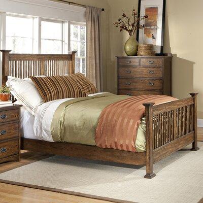 Oakhurst Panel Bed