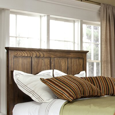 Oakhurst Panel Headboard Size: King