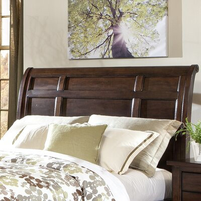 Jackson Sleigh Headboard Size: California King