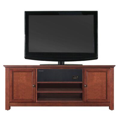 Marcela Low Profile 48 TV Stand Color: Cherry
