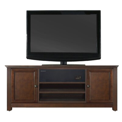 Marcela Low Profile 48 TV Stand Color: Mahogany