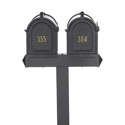 Mailbox with Post Included 165+16