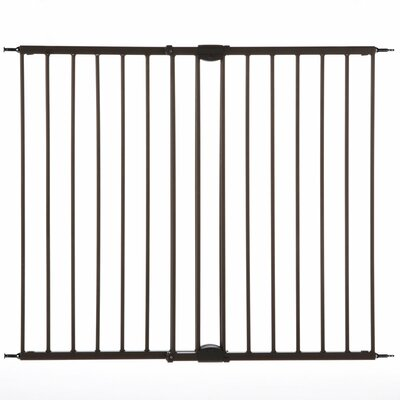North States Easy Swing and Lock Wall Mounted Pet Gate